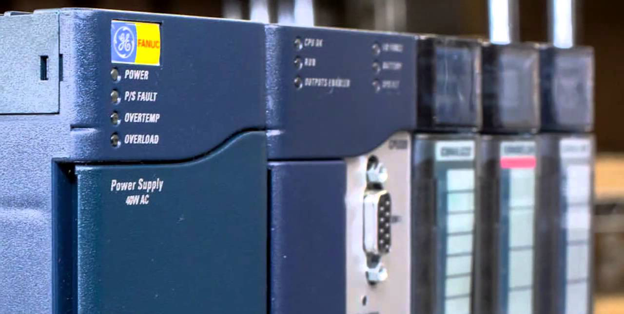 GE Fanuc Industrial controllers